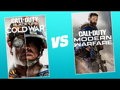 Call of Duty Cold War VS. Modern Warfare: The Biggest Differences