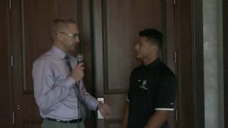 Vincent Venegas 2016 RMAC Kickoff Interview