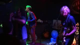Schizophrenic Spacers - Move Me On Down The Line 02/07/2016 Rocksound, Barcelona