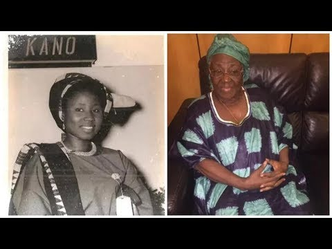 Meet gorgeous Grace Oyelude, the first ever Miss Nigeria, who recently turned 86