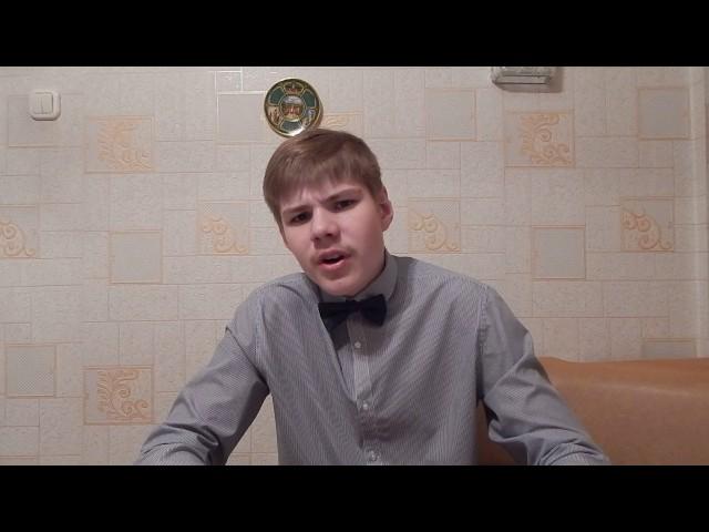 Изображение предпросмотра прочтения – АндрейГордин читает произведение «Наш век» Ф.И.Тютчева