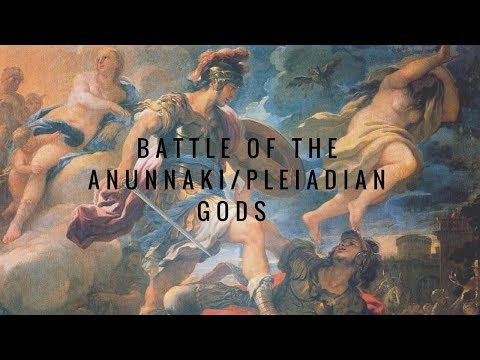 Battle of The AnunnakiPleiadian Gods Updated Version