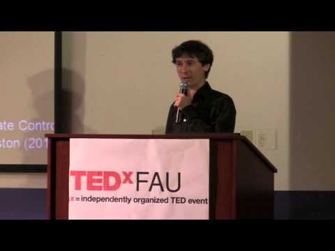 Collective Consciousness in the Age of Networks: Dr. Guillaume Dumas at TEDxFAU