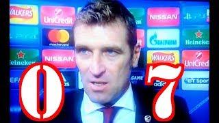 Массимо Каррера после 0:7 от Ливерпуля