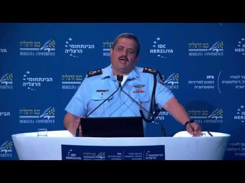 Commissioner Roni Alsheikh, General Commissioner of the Israel Police