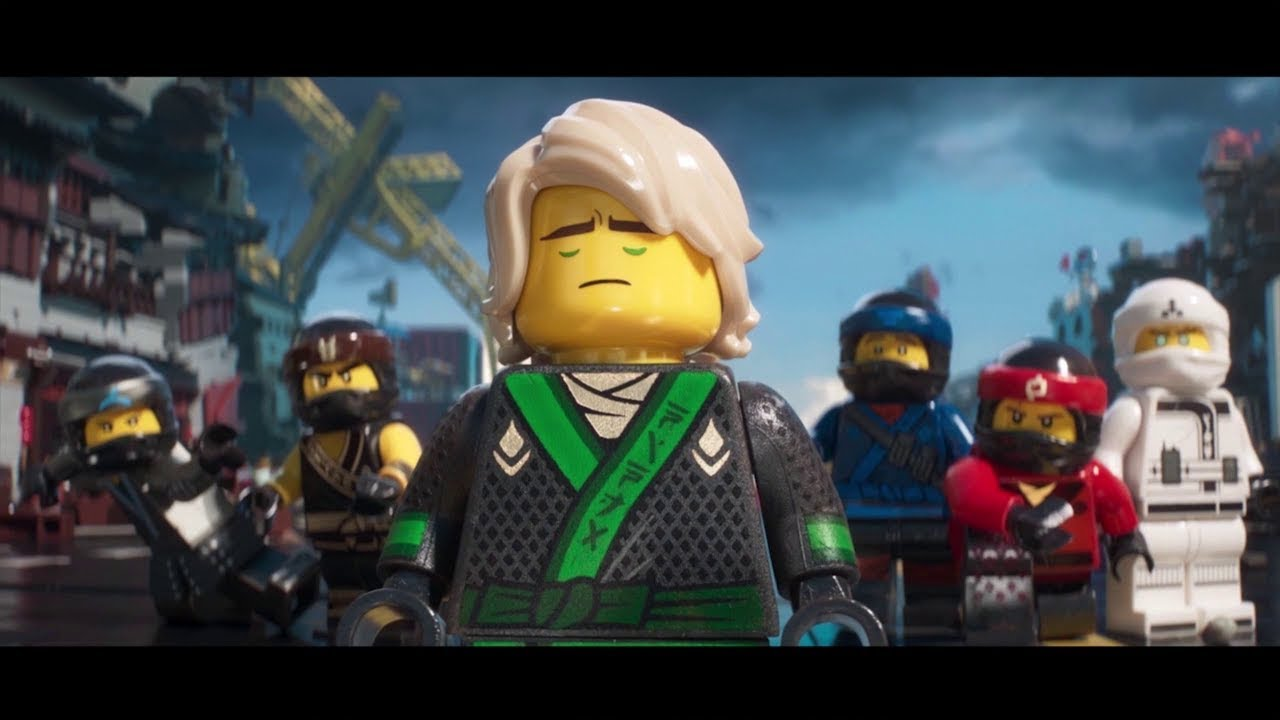 The LEGO Ninjago Movie Video Game (2017) All Cutscenes Full Movie