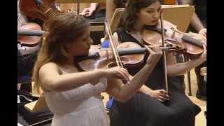 Tchaikovsky Violin Concerto, Op. 35  1/3 Allegro Moderato