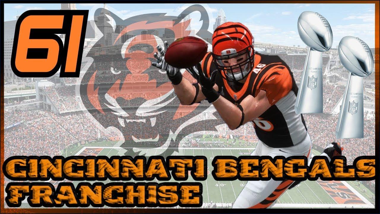Can We Get Back-to-Back?!?! - Madden NFL 19 | Cincinnati Bengals Franchise Ep. 61 | Y4 Super Bowl 56