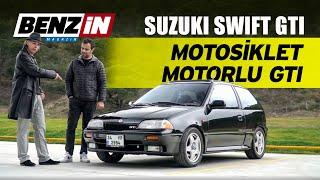 Suzuki Swift GTI 1991 | Bir tur versene