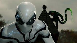 Scorpion Poisons Spider-Man (Future Foundation Suit Walkthrough) - Marvel