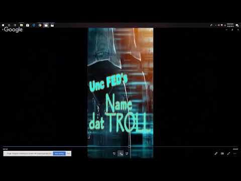 UNC FED NAME THAT TROLL / TROLL ON IN