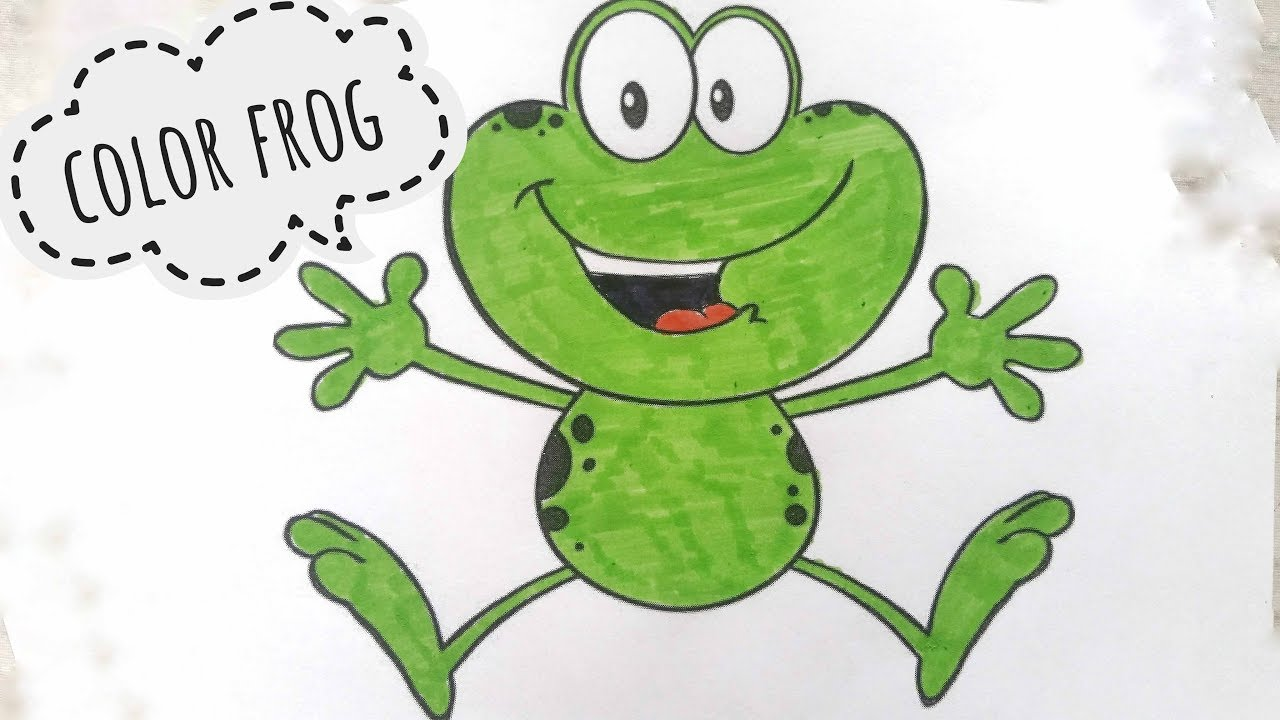 Frogs and Toads Coloring Pages and Printable Activities | 720x1280