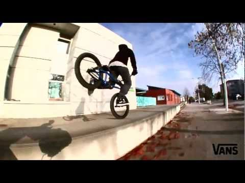BMX STREET - ALEX VALENTINO VIDEO