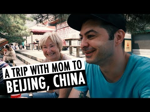 Weekend Sightseeing in Beijing with Mom (China Travel) | RehaAlev