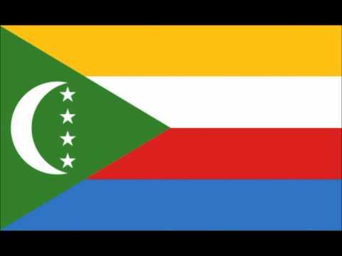 National Anthem of Comoros (Vocal)