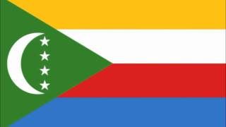 National Anthem of Comoros (Vocal)