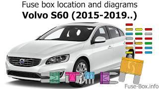 [DIAGRAM_5LK]  Fuse box location and diagrams: Volvo S60 (2015-2019..) - YouTube | Volvo S60 Fuse Diagram |  | YouTube