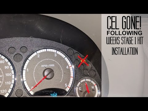 Check Engine Light Solved - Jeep Liberty CRD