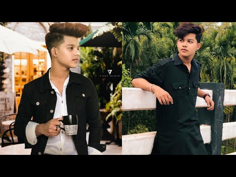Riyaz All Black Dress (Shirt) Videos | Look more Handsome in Black