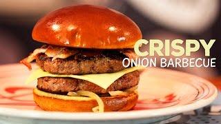Como fazer o Novo lanche do McDonald's - Crispy Onion Barbecue - Sanduba Insano thumbnail
