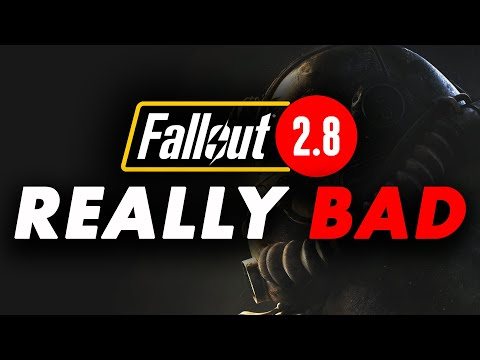 Fallout 76 is Really Bad (Review)