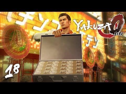 THE FIVE BILLIONAIRES - Let's Play - Yakuza 0 - 18 - Walkthrough Playthrough