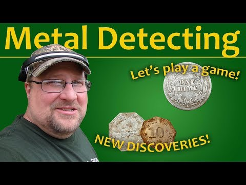 #140 Metal Detecting, We Found Something New To The World