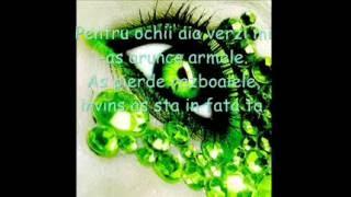 Randi-Ochii aia verzi(Lyrics)