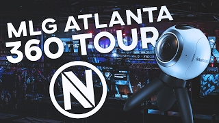 EnVyUs 360 experience - MLG CWL Atlanta Open