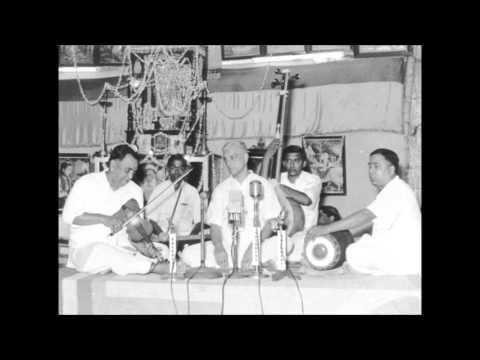GNB- Mysore T Chowdiah -RTP Nattakurinji- Mamavasada Varade Mahishasura