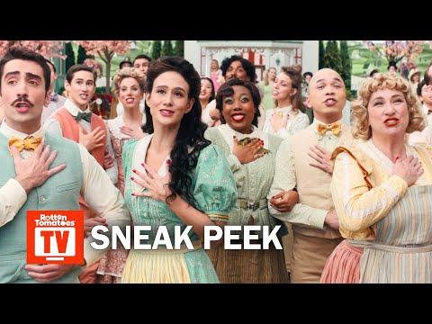 Schmigadoon! S01 E01 Sneak Peek | 'Welcome to Our Little Town' | Rotten Tomatoes TV