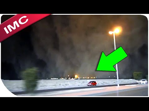 The Most EXTREME Natural Phenomena Caught On Tape