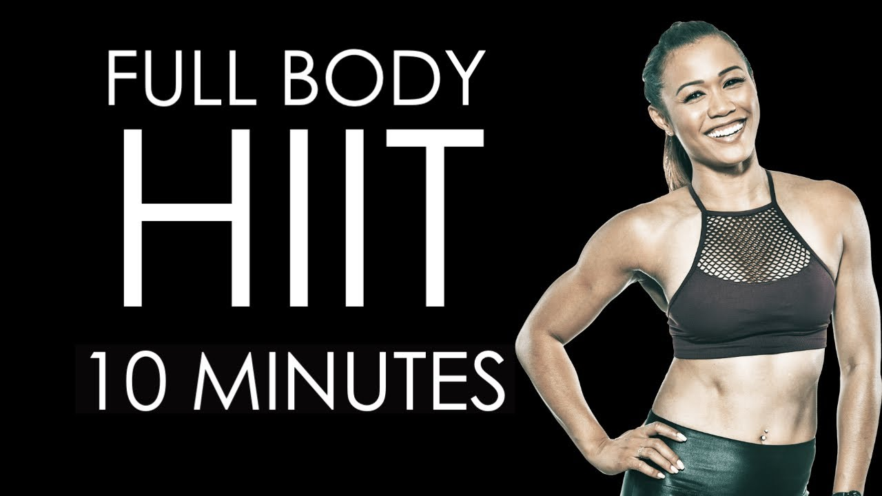 Full Body HIIT at Home Workout
