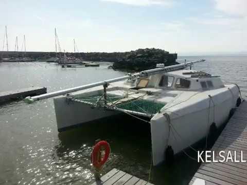 Catamaran Kelsall 38' - SOLD !
