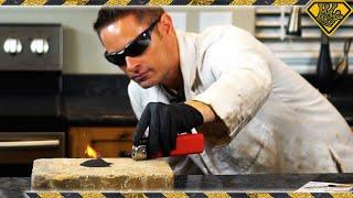 Homemade Gunpowder, For Science! How To Make Gunpowder - DIY Gunpowder Experiment!