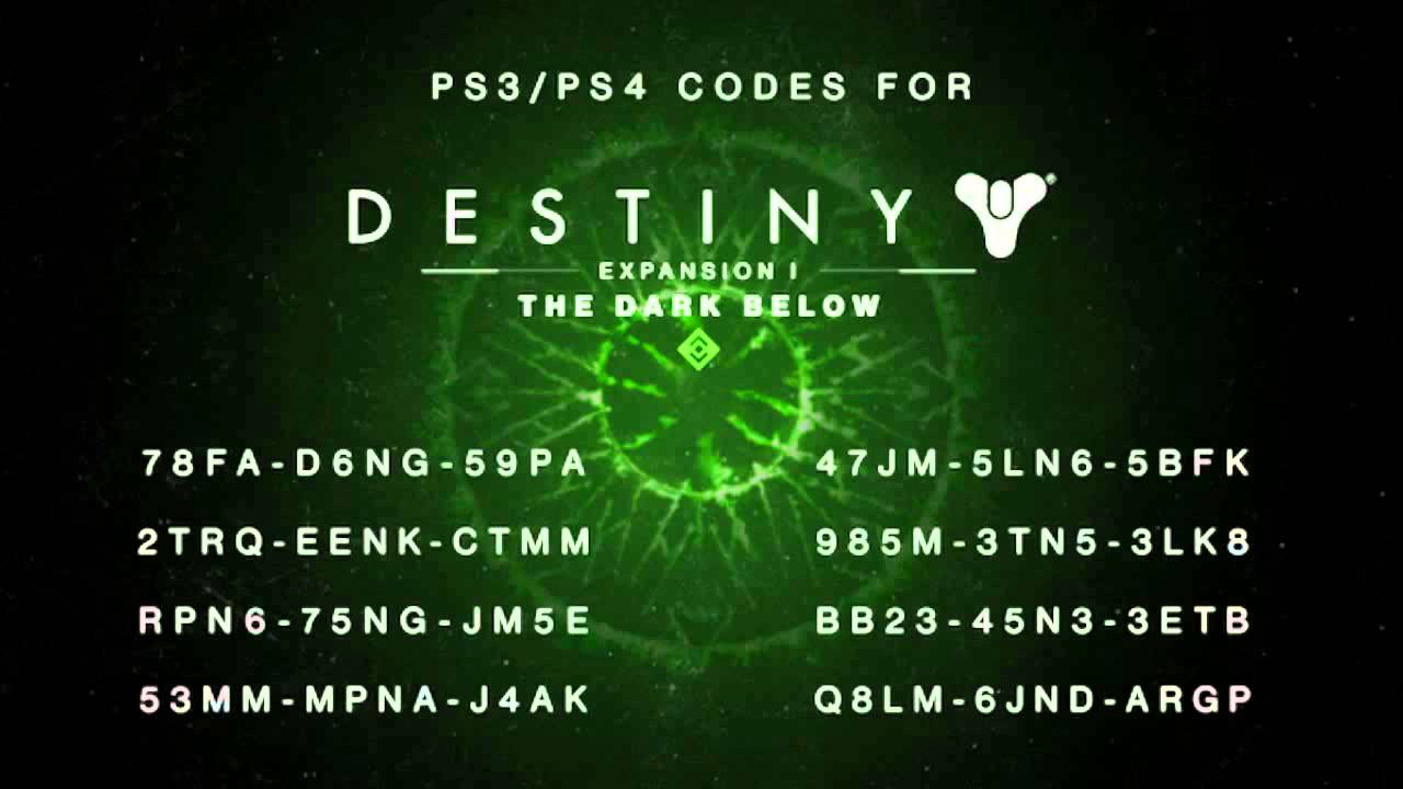 Twitter giving out free the dark below dlc codes ps3 ps4 youtube