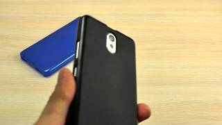 ОБЗОР: Модный Силиконовый Чехол-Накладка для Lenovo Vibe P1m