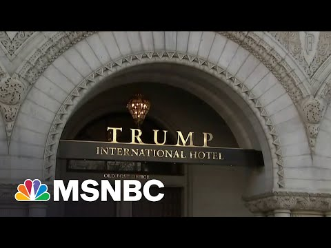 Trump's Company Is, Once Again, Trying To Sell His D.C. Hotel, Per Report