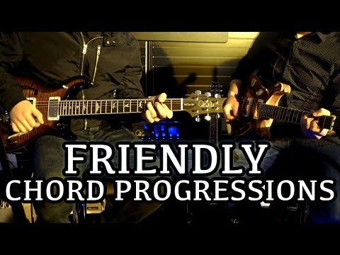 Friendly Chord Progressions