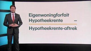 De Hypotheekrente Aftrek Verdwijnt Sneller Dan U Denkt   Rtl Z Nieuws