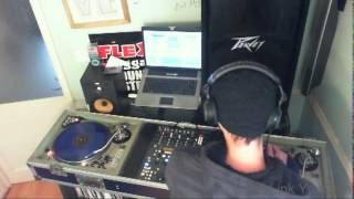Dj Flex on the Columbus Riddim from (2003)