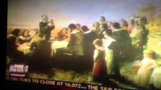 Pilgrim Fathers abandoned Socialism for Capitalism