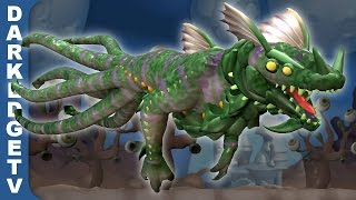 Spore - Sea Dragon Leviathan [Subnautica]