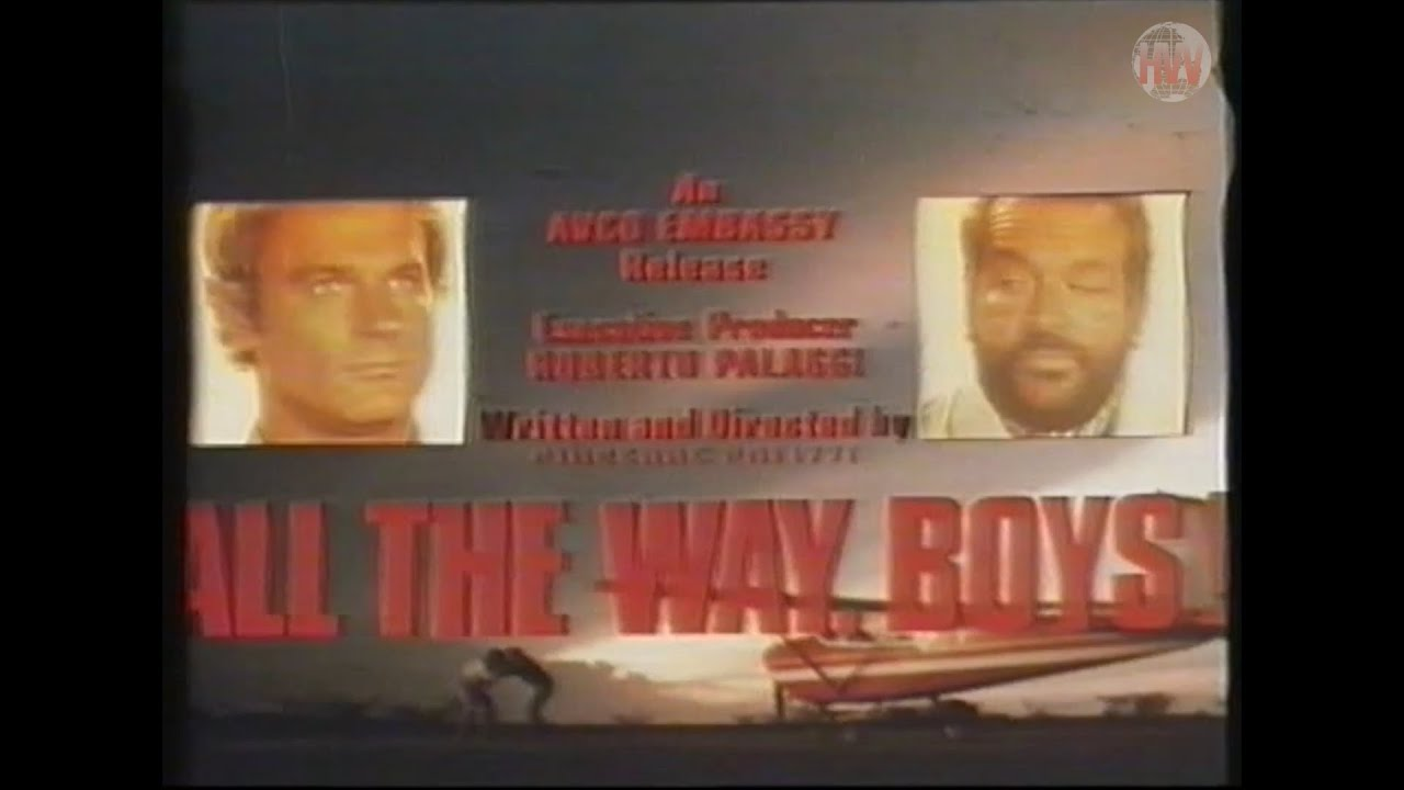 Download All The Way Boys (1972) - VHS Trailer [Embassy Entertainment]