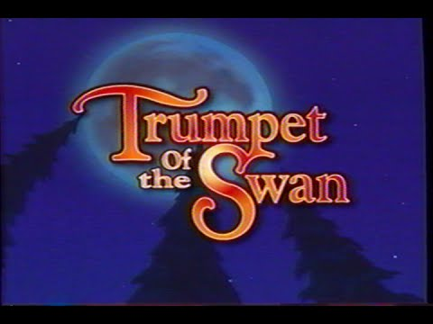 The Trumpet of the Swan 2001  VHS Capture
