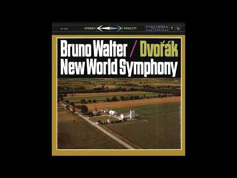 Dvorak New World Symphony Columbia Symphony (Old No. 5) Orchestra Bruno Walter (1959/2019)
