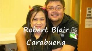 Robert Blair Carabuena (Tandaan niyo mukha ko)