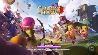 Clash Of Clans: Loot Wars (LWF, FWA, Orange League, 9011)