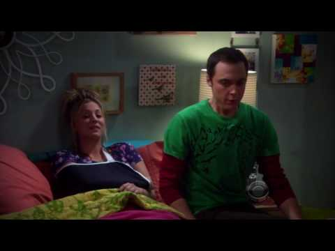 """Soft Kitty"" Sheldon Sings To Penny [ HD ]"