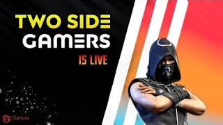 FREE FIRE  LIVE RANK MATCH || 2 VS 49 TWO SIDE GAMERS FREE FIRE INDIA